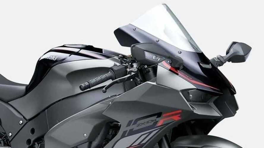 Kawasaki Ninja ZX-10R 2022