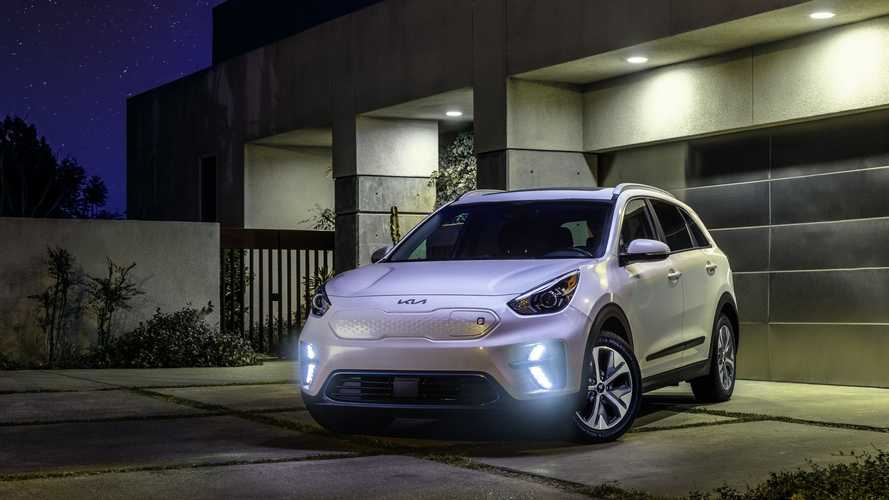 US: Kia Introduces 2022 Niro EV, Raises Price