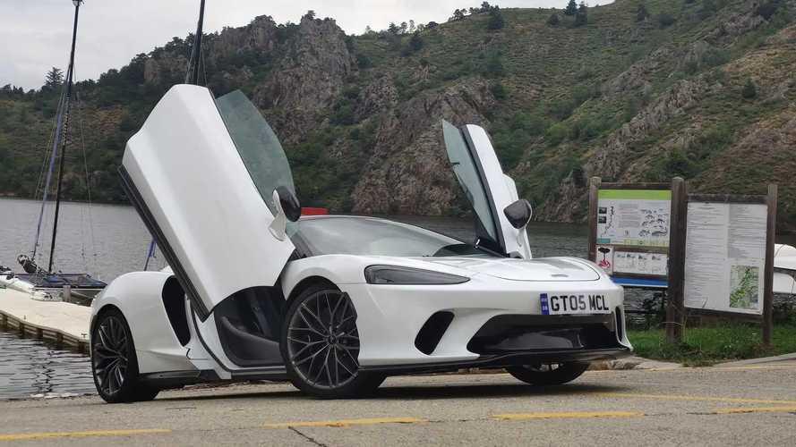 Essai McLaren GT (2021)