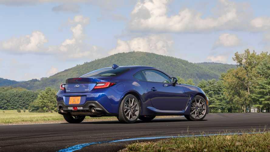 Subaru BRZ 2022, prueba
