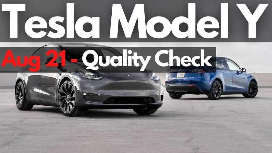 Cek Kualitas Produk Tesla Model Y di Tengah Lonjakan Permintaan