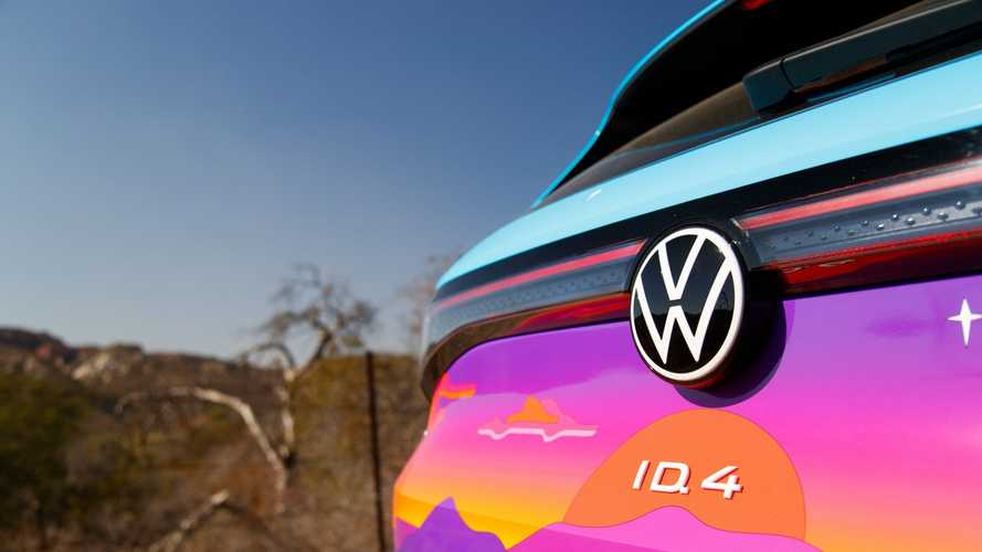 VW ID.4 AWD Pro Modified For 2021 Rebelle Rally
