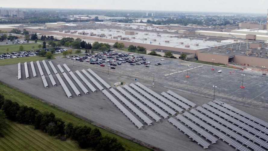 GM terá 100% de energia renovável em fábricas dos EUA em 2025