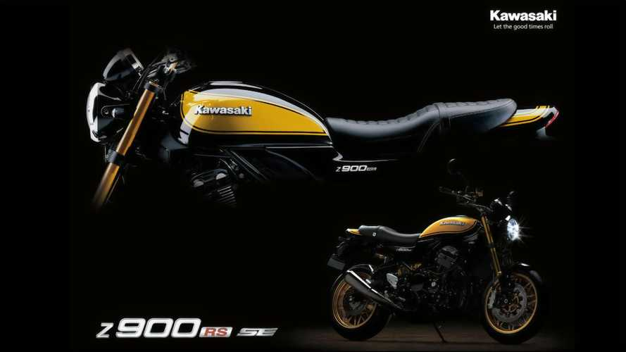 2022 Kawasaki Z900RS SE