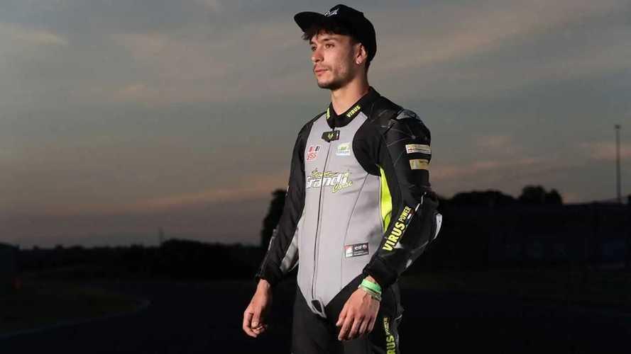 Italian Gear Supplier Virus Power Releases Textile Race Suit