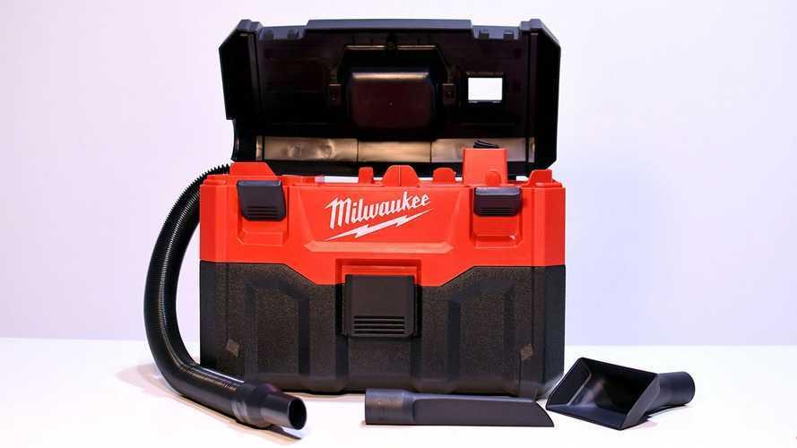 Milwaukee 0880-20 Vacuum Review (2021)