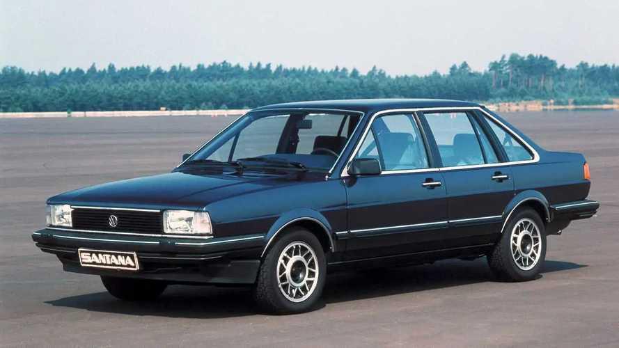 VW Santana (1981-1985): Kennen Sie den noch?