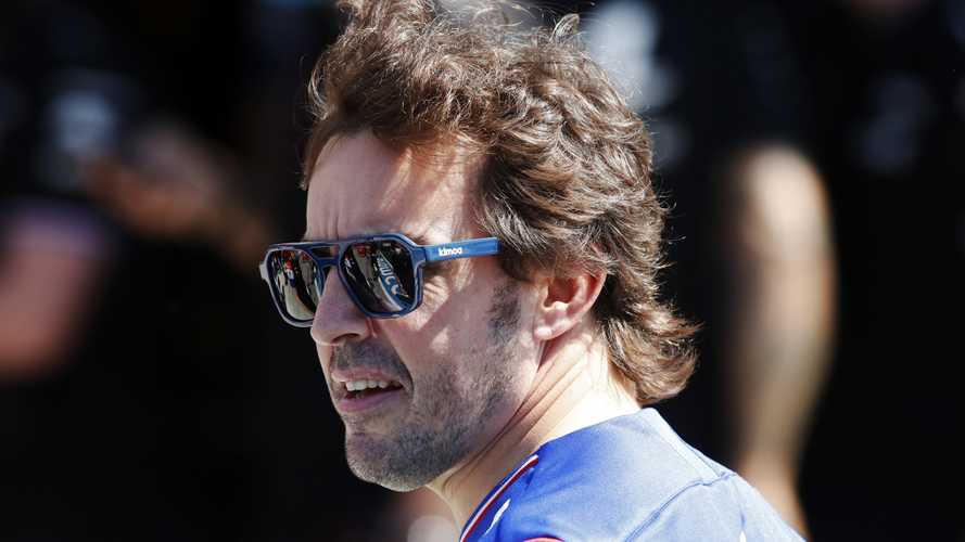 Alonso an 'ideal' option for Alpine if it builds new car for WEC