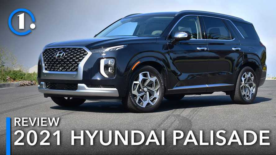 2021 Hyundai Palisade Calligraphy Review: Surprising Family Luxe