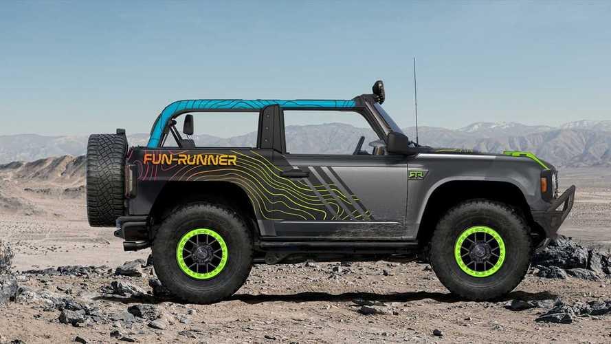 Ford Bronco, sei elaborazioni incredibili per il SEMA 2021
