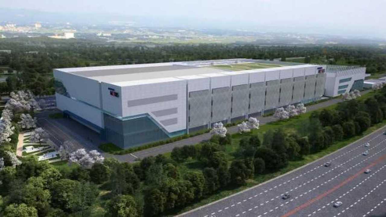 Hyundai üzemanyagcella-gyár