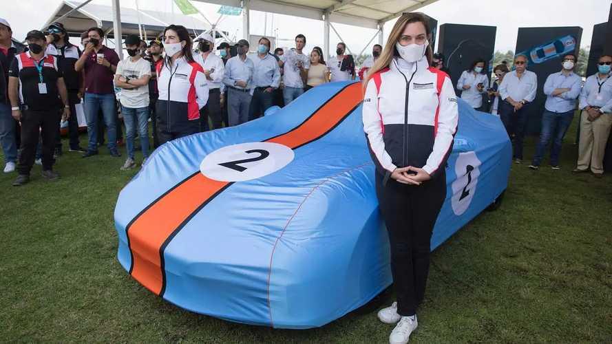 "Porsche 911 Turbo S ""One of a Kind"" Pedro Rodriguez"