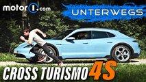 Video: Porsche Taycan 4S Cross Turismo im Test