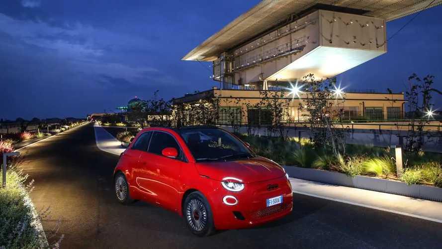 Fiat Nuova (500) Red