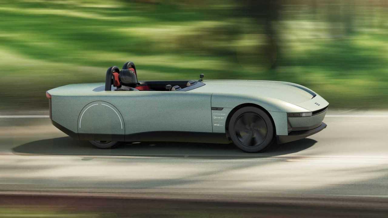 Aura Electric Roadster.