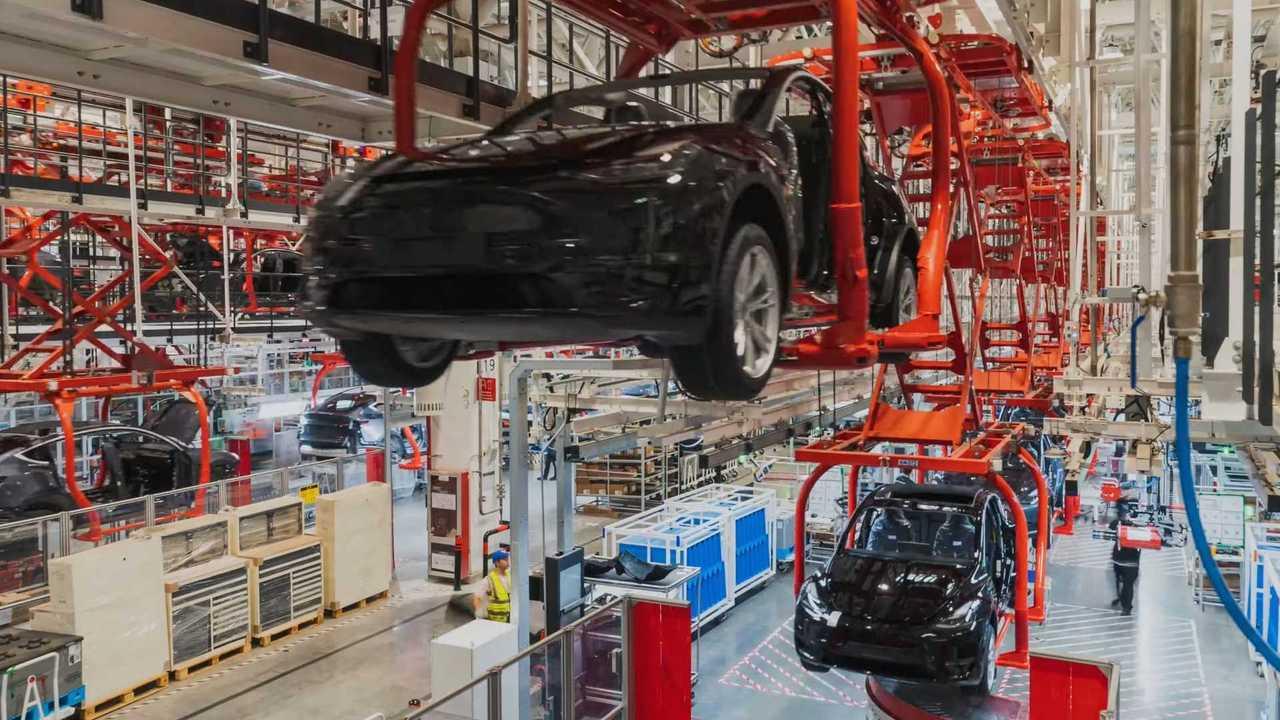 Tesla Giga Shanghai