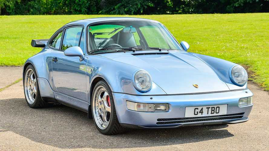 Jenson Button's Porsche Commissioned By Sultan Of Brunei Sold For $439K [UPDATE]