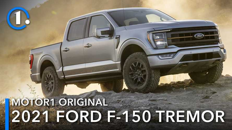 2021 Ford F-150 Tremor Quick Drive Review: Best Of Bronco, Raptor