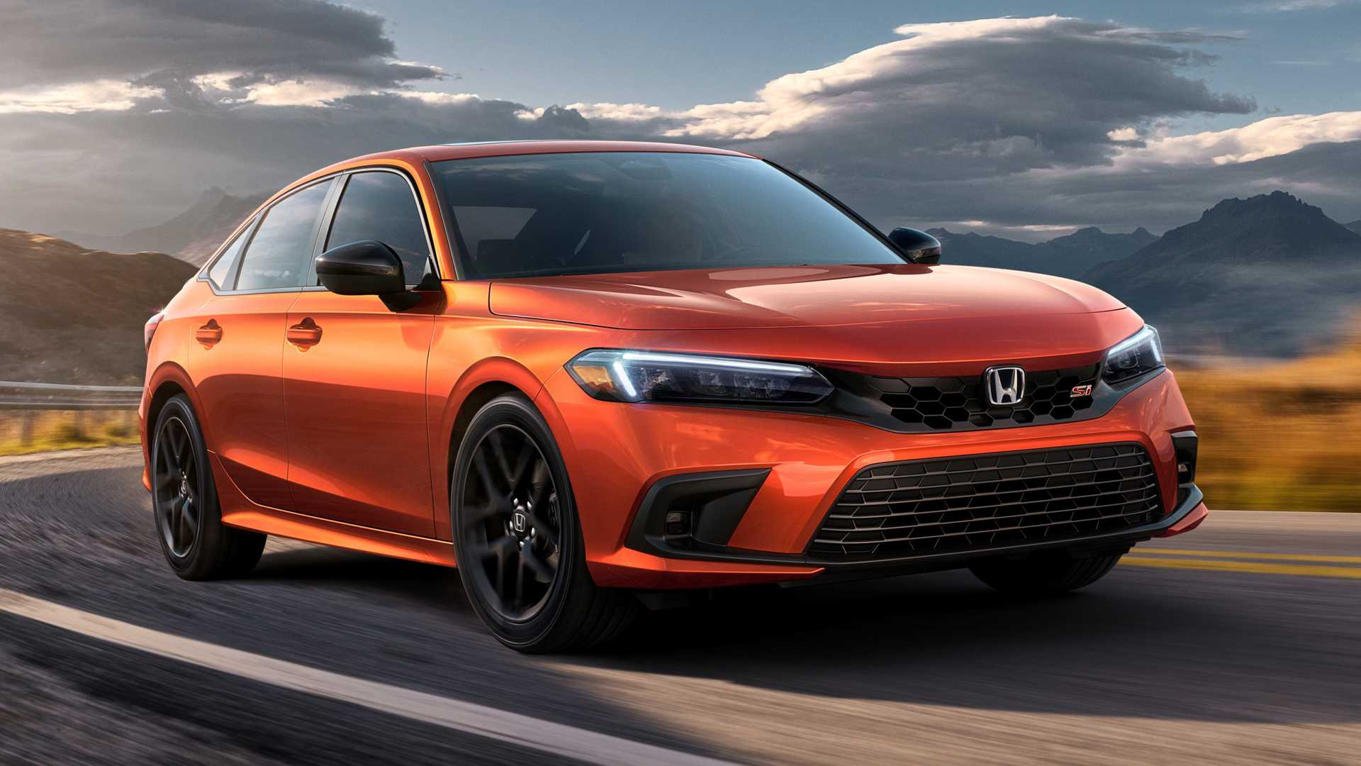 2022 Honda Civic Si Revealed: Less Power, But More Exciting To Drive