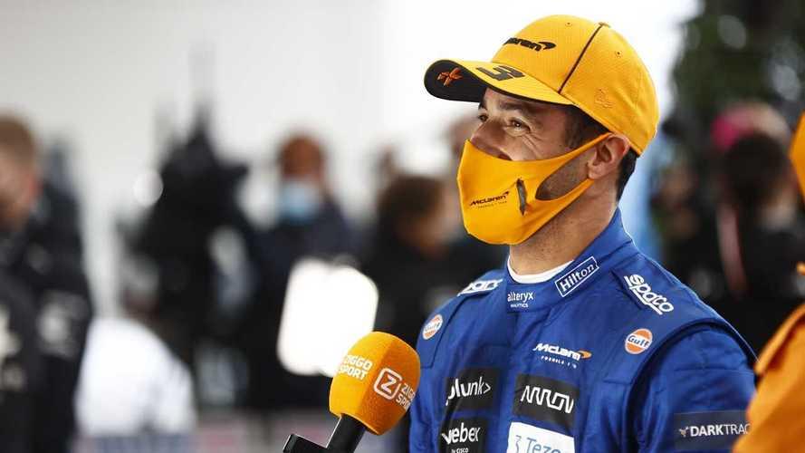 Ricciardo to demo Earnhardt NASCAR Cup car at US GP after Brown bet