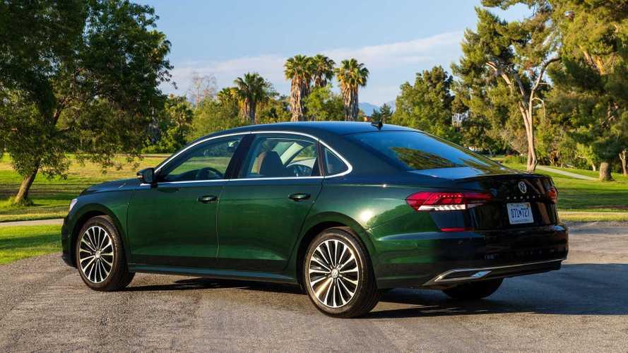 VW Announces End Of U.S. Passat Production To Make Space For EVs
