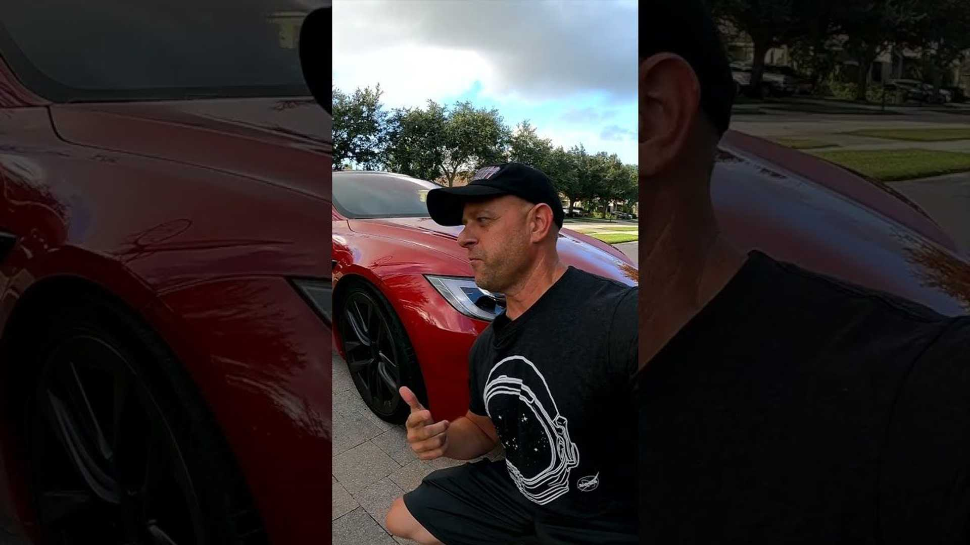 Sad The Tesla Model S Plaid Is Silent? Tesla Has A Solution