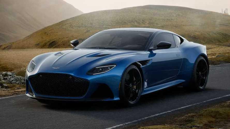 2022 Aston Martin Updates