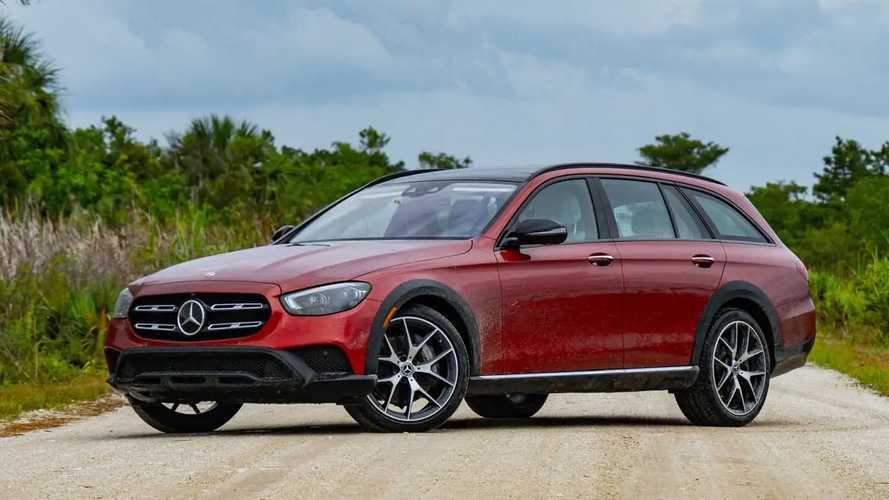 2021 Mercedes-Benz E450 All-Terrain Wagon: Review