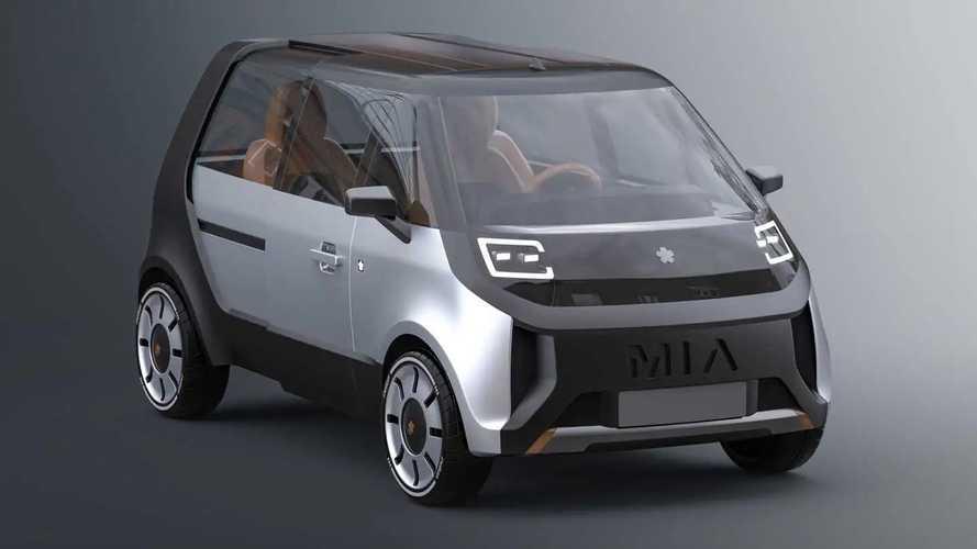 Micro carro elétrico alemão estreia em 2023 para ganhar a Europa