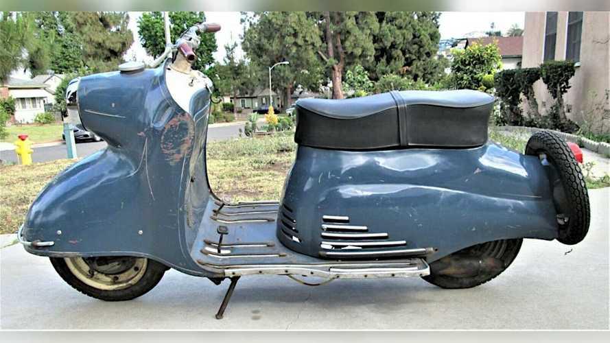 1956 KTM Mirabell 125