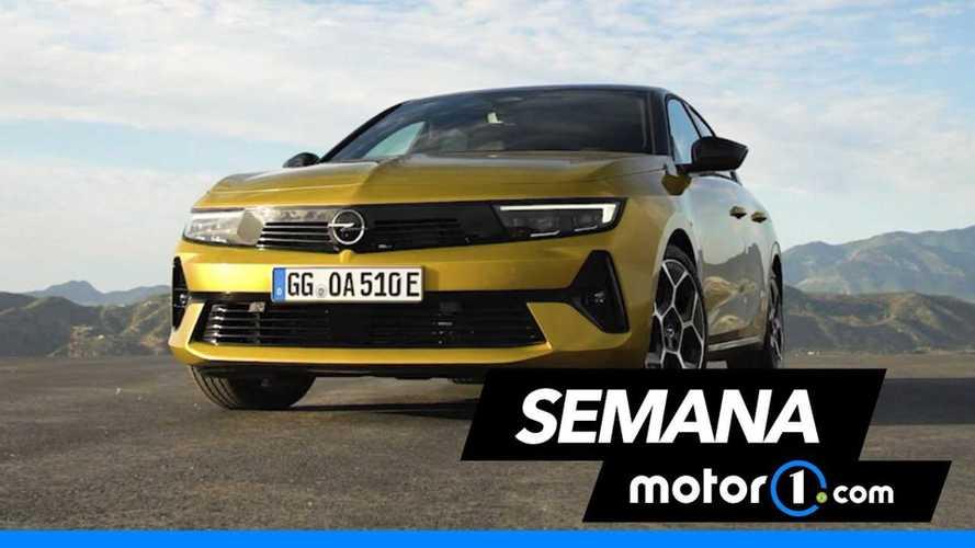 Semana Motor1.com: novo Astra, novo limite para carro PCD e mais