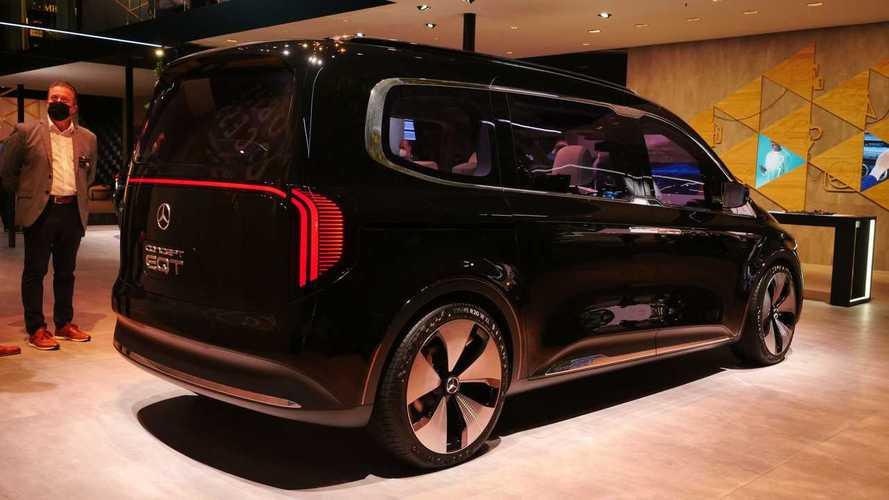 Mercedes-Benz Concept EQT: salón de Múnich 2021