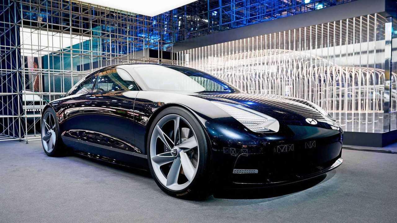 Hyundai zeigt auf der IAA unter anderem die Studie Prophecy