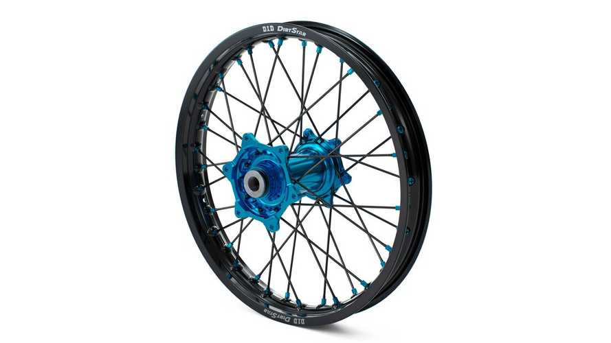 Husqvarna Launches Factory Wheels Featuring DID Dirt Star Rims