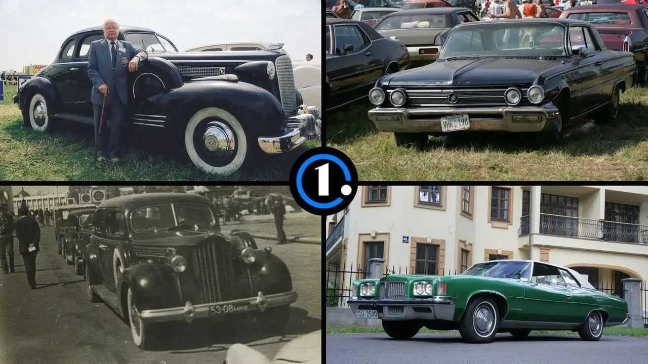 Американские автомобили в СССР