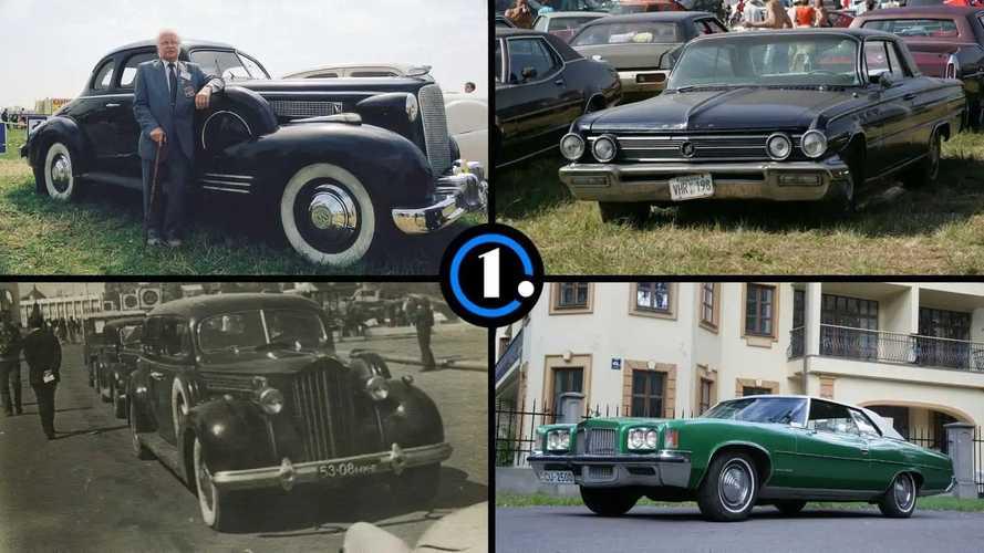 К нам приехал великан: жизнь американских автомобилей в СССР