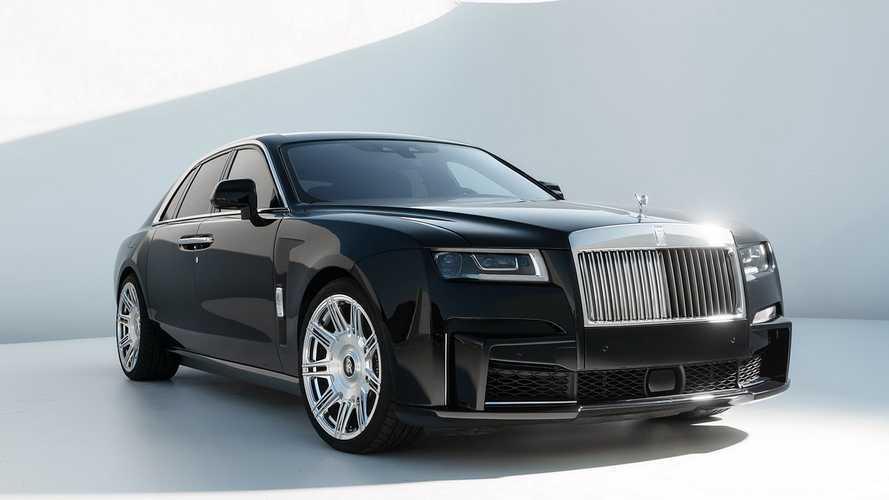 Rolls-Royce Ghost by Spofec, 685 CV e sound da brivido