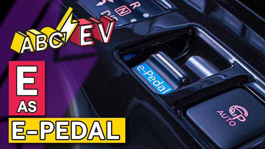 ABCs Of EVs: E For E-Pedal