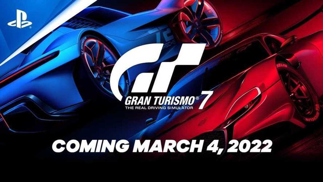 Gran Turismo 7, il trailer per PS5