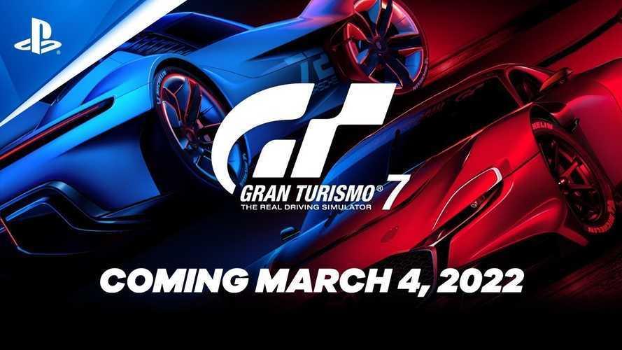 Gran Turismo 7, nuovo trailer e arrivo fissato per il 4 marzo 2022