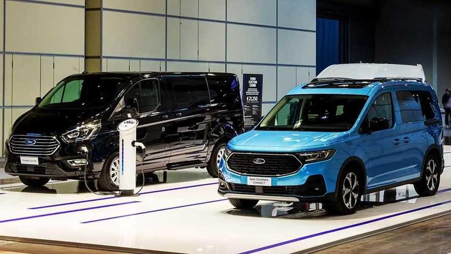 Ford Tourneo Connect, anteprima mondiale al TTG di Rimini