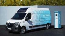 Hyvia Master H2-Tech: Brennstoffzellen-Kastenwagen als Prototyp