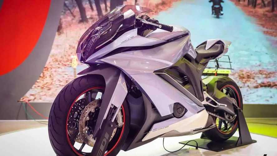 The Jedi K750 Is A Futuristic Sportbike From China