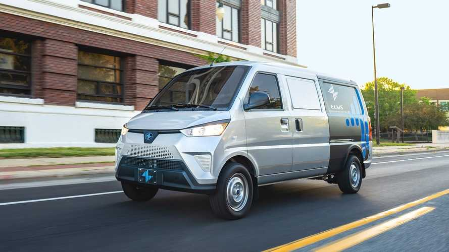 This Little-Known Startup Is Already Making Electric Vans In The US