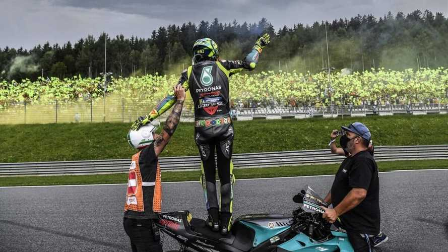 MotoGP AJak Fans Bikin Video Tribute untuk Karier Valentino Rossi