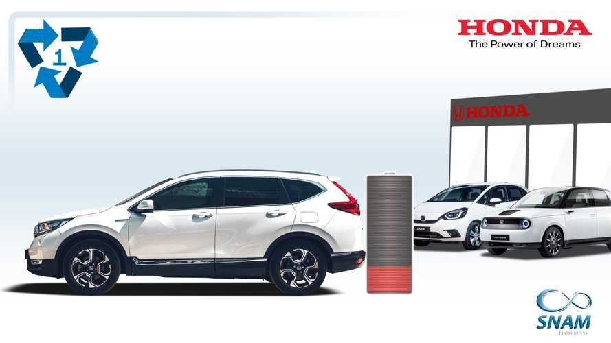 Honda Battery Recycling