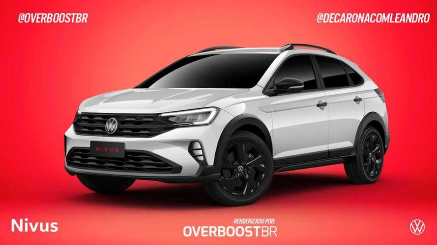 VW Nivus 2021 perde camuflagem e mostra visual definitivo em projeção