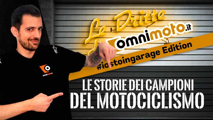 Storie di campioni del motociclismo: Marquez, Rossi e gli altri