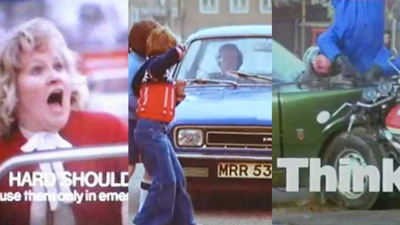 Top 10 ways to make a 1970s Public Information Film