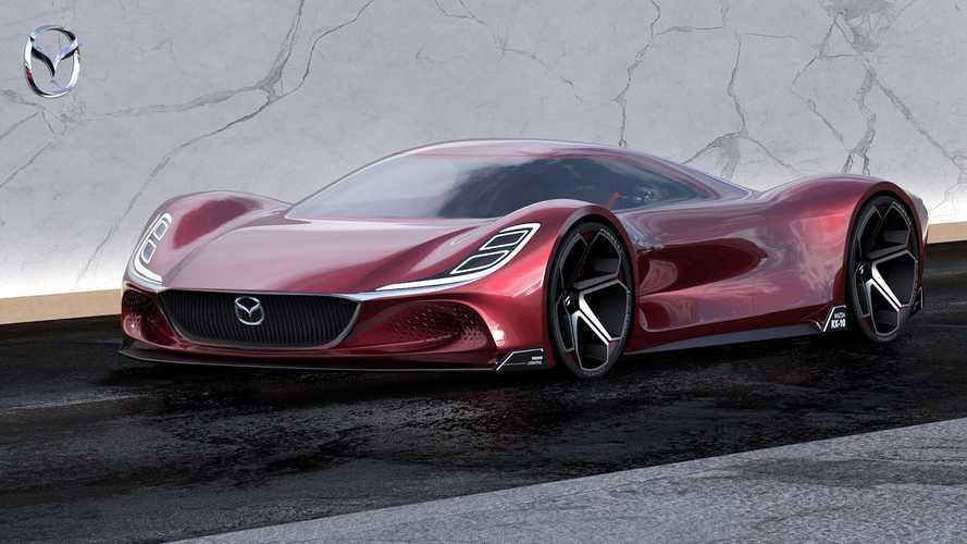 Lélegzetelállító Mazda RX-10-est tervezett a Mitsubishi egyik mérnöke